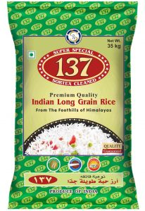 137 Long Grains