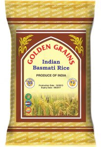 Golden Grains Basmati